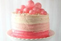 Sweet inspiration ~ Cakes