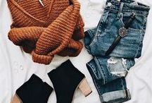 Casual Outfits / Gorgeous, relaxed, casual outfits for summer and winter.