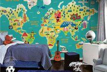 Rueban's room