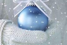 Kerst ★ Blauw