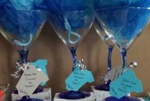Prizes for baby shower