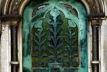 Deuren/poorten - Doors/gates  / by mina bakgraag