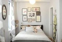 Bedrooms / Ideas for the bedroom (décor that is).
