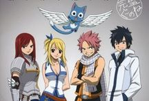Fairy Tail / by Jessi Gallant