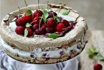 dessert / by Elisa Escovar