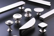 Collection | 2013 / Welcome to our  contemporary kitchen, bedroom and bathroom handle range! This range was launched in 2013 and has been greatly received by our loyal customers as well as new clients. These items are available from stock in polished nickel plate (PNP) with all other finishes available to order. Check out our selection of finishes on the 'Finishes' board. Enjoy!