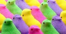 Must Love Peeps / The sugary goodness of marshmallow peeps!