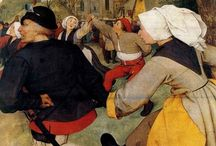 Pieter Brueghel: younger and elder