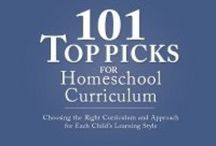Homeschool curriculum / Popular curriculum choices and resources from our homeschool family members in the Kansas City area. / by Midwest Parent Educators (MPE)