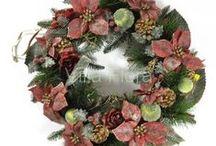 Dekoracje na Boże Narodzenie / Piękne, nietypowe dekoracje świąteczne z Villa Flora