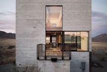 Arkitektur / Rum inne och ute