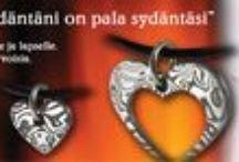 Sydänkorut / Heart Jewelry