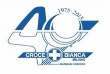CROCE BIANCA MILANO SEZ. MARIANO C.SE / Soccorso www.crocebianca.org Fb croce bianca mariano