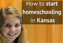 Considering (or new to) homeschool? Start here / See how-tos, tips, techniques and general information about starting to homeschool in Kansas and Missouri.