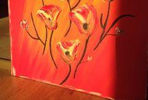 Mein neues Hobby... / Selbst gemalt
