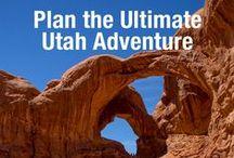Things to Try in Utah / by UtahBuzz