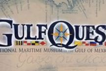 GulfQuest National Maritime Museum of the Gulf of Mexico / GulfQuest is the first museum dedicated to the Gulf Coast's rich maritime traditions – and one of the only interactive maritime museums in the country.