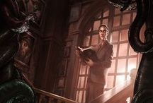 Lovecraft and other horrors