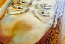 SofiAltro-Двойственность / Психоделическое направление в живописи