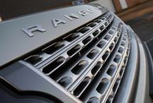 Range Rover / Land Rover / A selection of Range Rovers, Land Rovers detailed at UF's Brands Hatch based studio