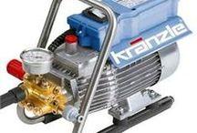 Pressure Washers / Portable pressure washers & pressure cleaners