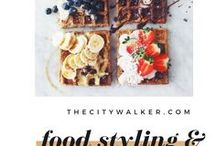Pretty Food Inspiration / Pretty Instagram-able food I find online.