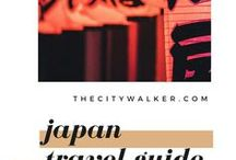 Japan / Where to go, what to do and how to live like the locals in Japan. Must see, do, visit and try when in Japan for young travelers and tourists!
