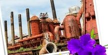 Alabama Road Trip No. 69 Metal & Might: Discover Alabama's Iron & Steel Heritage