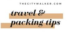 Travel Tips / Packing for a trip? We've got you covered.