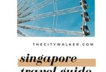 Singapore / Where to go, what to do and how to live like the locals in Singapore.
