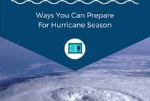 Hurricane Preparedness / The best advice we can offer when it comes to hurricane season: prepare for the unexpected. Whether you're on your Oak Island vacation or at home, MR&A is here to help you weather the storm: https://www.rudd.com/2017/09/weathering-the-storm