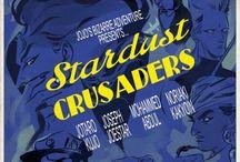 Stardust Crusaders || JJBA / Six Crusaders... Three made it home.