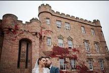 Scotland wedding photography / Wedding photography by Edinburgh wedding photographer Malishka Photography