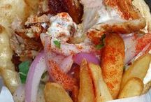 Greek cuisine / Original Greek cuisine dishes