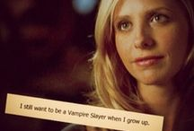 Buffy! / The best part of my teen years! Love my SMG!