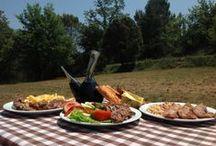 Els nostres plats. / Alguns dels plats de Can Canal.