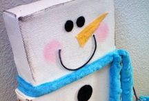 Snowmen / Snowmen for Tammy!