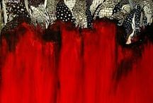 "Original Abstract Art by Riccardo ""Ticco"" Capparella"