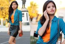 Fashion Styles / Collection of Fashion Trends for Women.