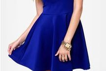 Blue / Blue Color, Everything in Blue, Fashion, Design..