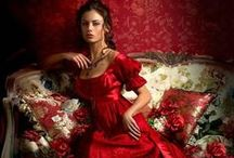 Gothic Dresses / Collection of  Historic Clothing Centuries Past 1500s to 1900s. Gothic, Medieval, Renaissance, Victorian, Neo-Victorian,  Steampunk, Corset Dresses & Costumes for Women.