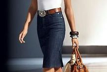Denim & Jeans / Denim and Jeans Clothing. Jeans Fashion. Different Jean Styles & Trends. Outfit & Accessories...