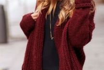 Fall & Winter / Fall & Winter Fashion. Cardigans & Sweaters for Women.
