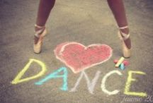 dance / by Mackenzleigh .