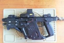 KRISS Vector project