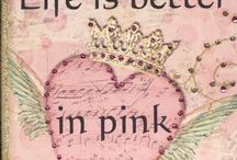 Pink = Happiness