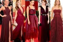 Marsala Color 2015 / Marsala Color of the Year 2015, Everything in Marsala, Fashion, Design..