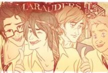 Marotos ;) >.< :3 /           marotos hogwarts