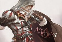 Assassins Creed / by Sydney C.