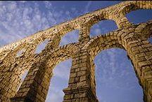 CASTILLA Y LEÓN - 13 Rutas de Turismo Arqueológico y Cultural / Rutas de Turismo Arqueológico y Cultural